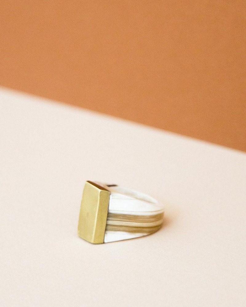 Rose and Fitzgerald fair trade ring - holiday jewelry gift