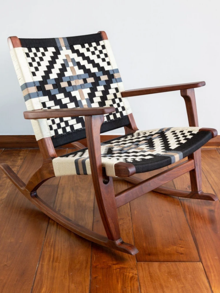 Sustainable chair from Masaya and Co