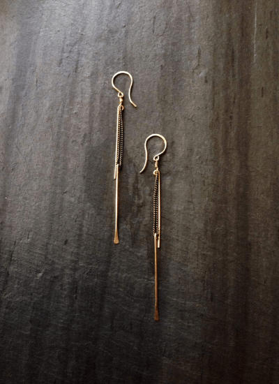 Artisan handmade earrings