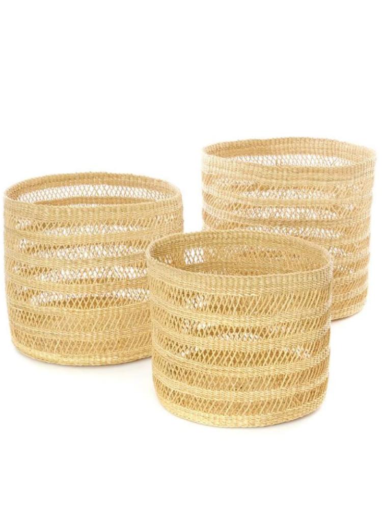 Sustainable Baskets