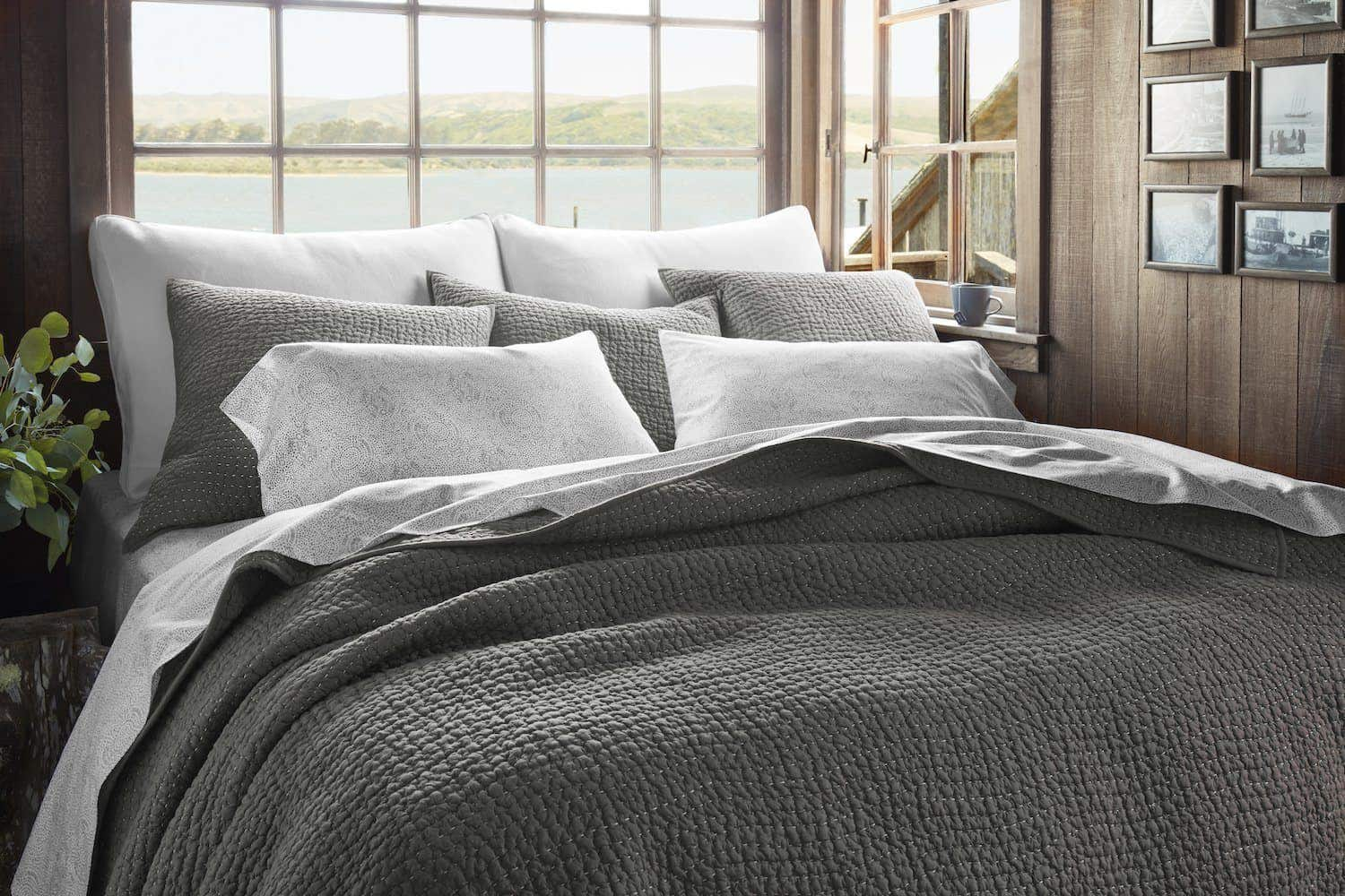 7 Eco Friendly Bedding Brands With