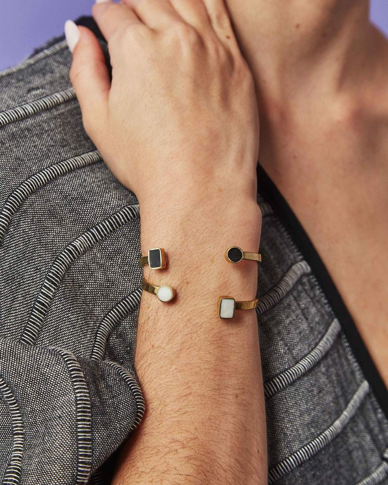 MadeTrade's upcycled jewelry collection offers a variety of horn jewelry from around the globe.