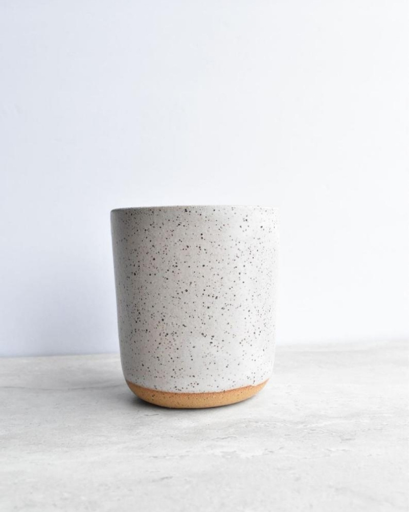 Katie Mudd Simple Speckled Stoneware Sipper