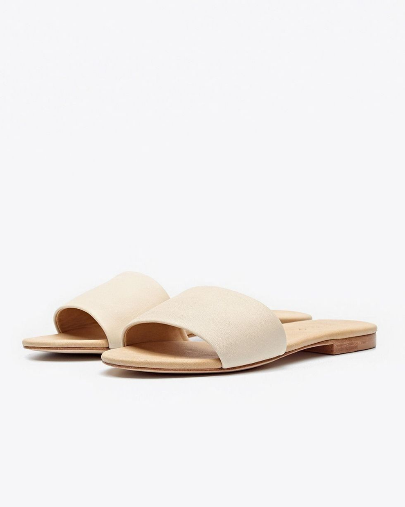 Ethically sourced sandals