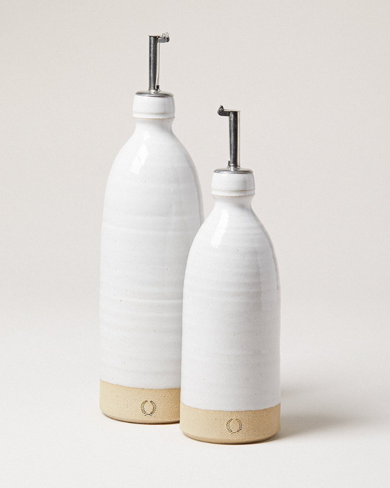 Ethical American-made olive oil bottle gift