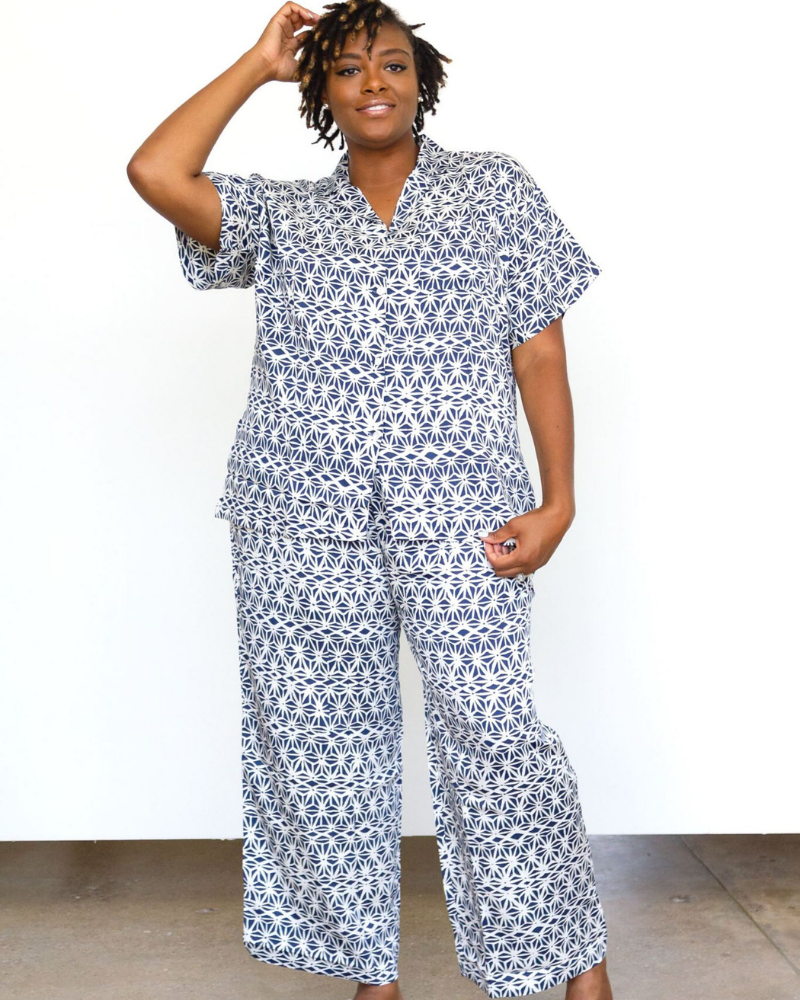 Symbology Fair Trade Pajamas