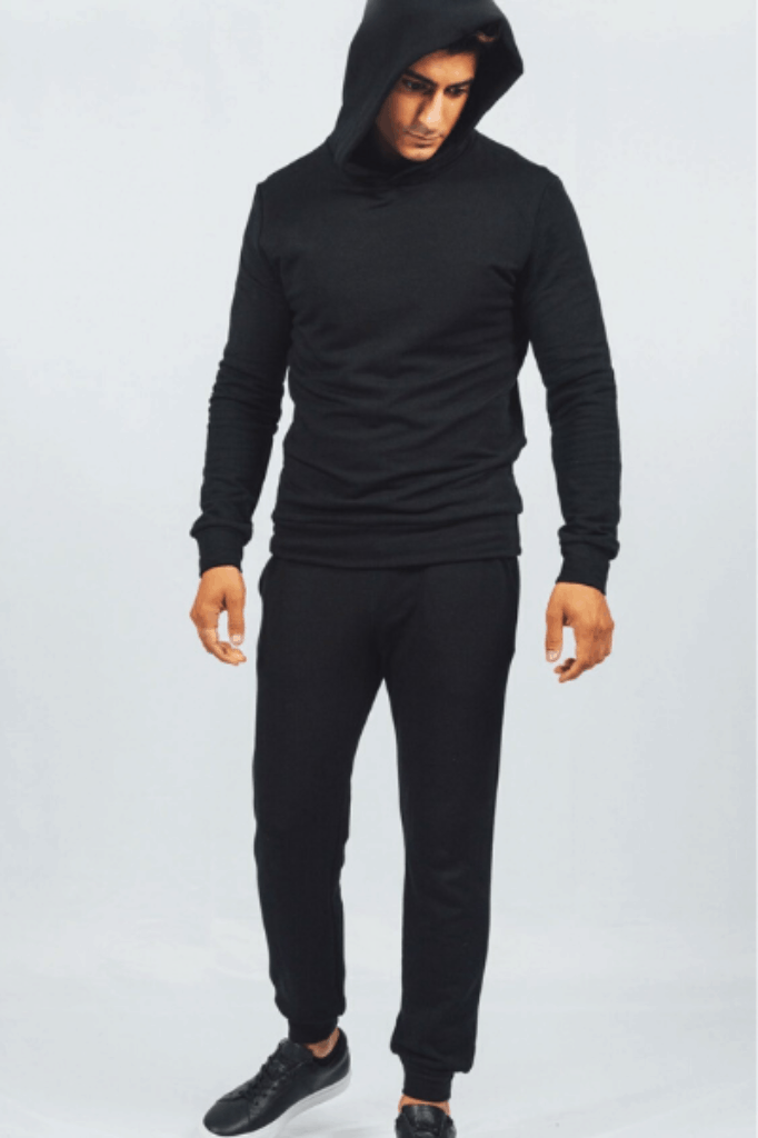 Softwear Sustainable Hoodie and Jogger for Men