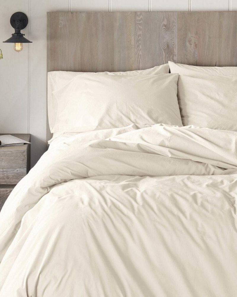 Sustainable organic cotton bedding from Coyuchi