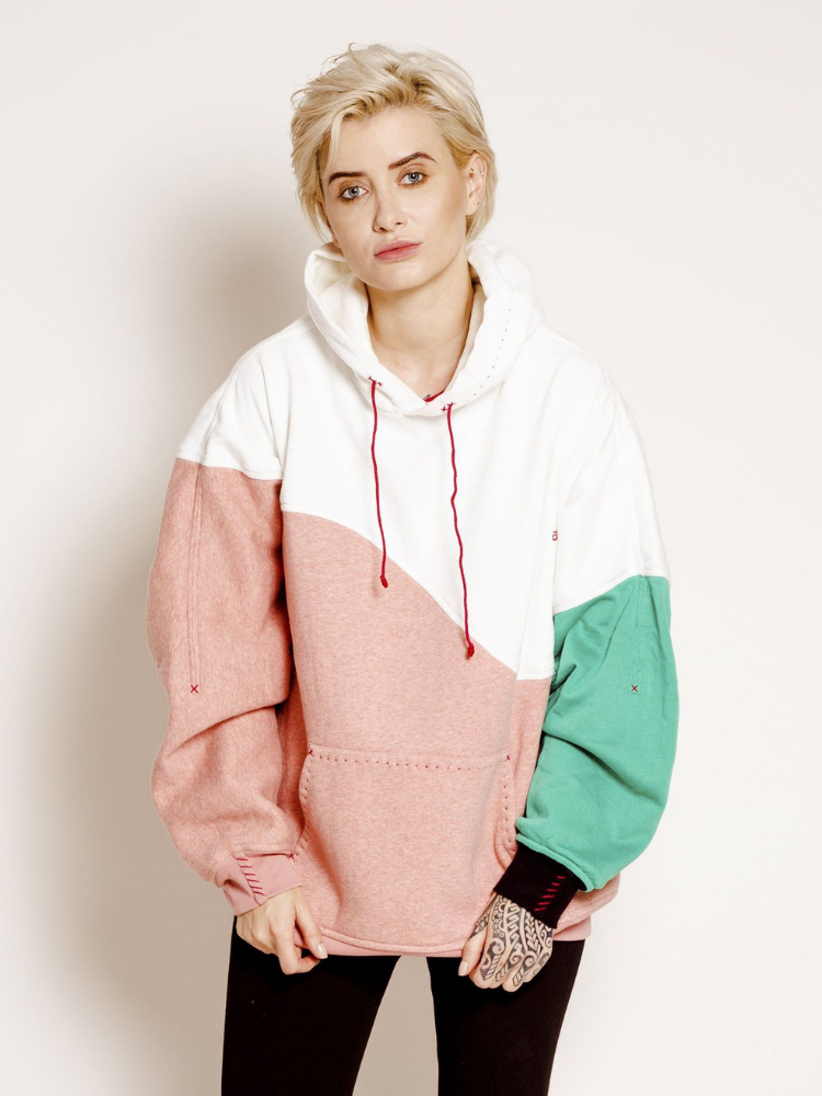 Sustainable Cozy Gift Ideas: Recycled Cotton Hoodie from ONE432