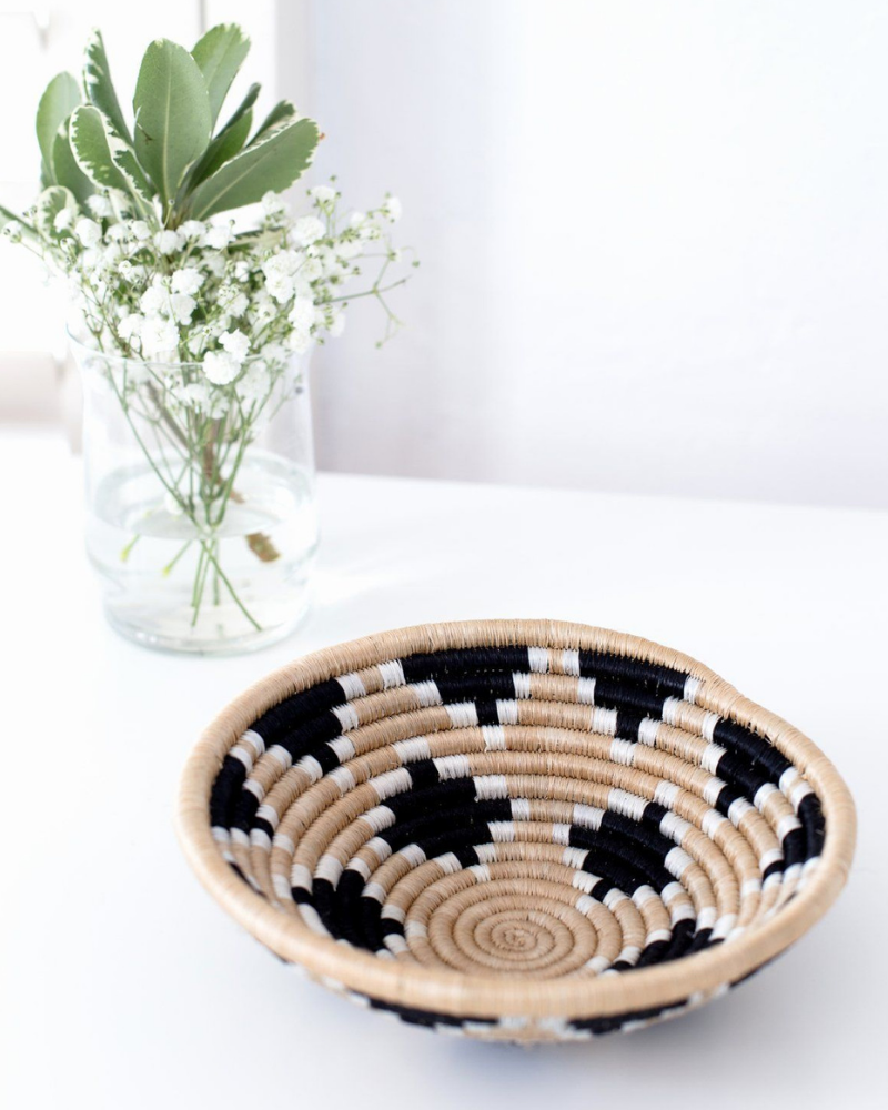 Fair trade and eco-friendly vegan baskets from Azizi Life