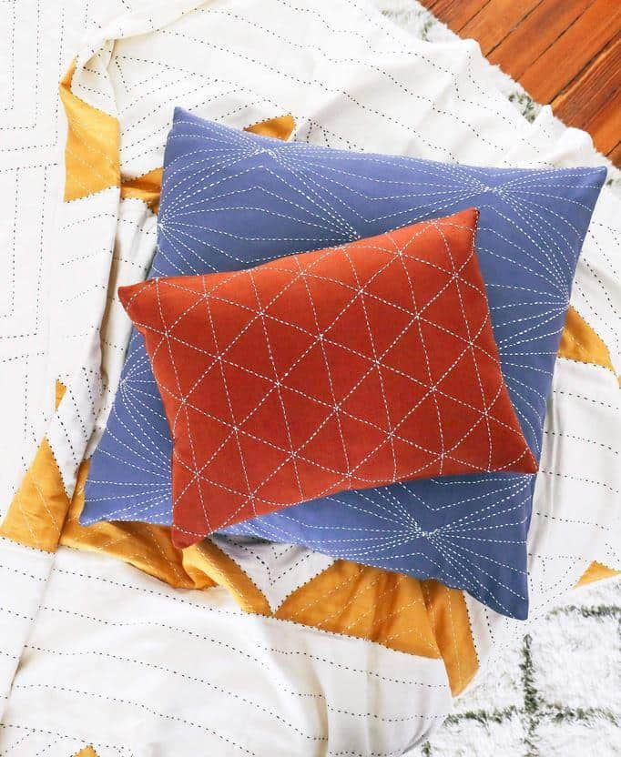 Anchal Project Fair Trade Organic Pillows - New Parent Gifts