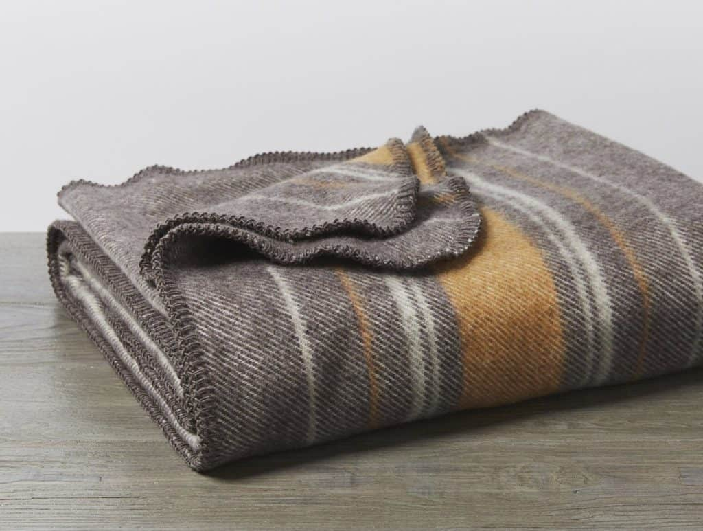 Coyuchi Diablo Striped Wool Throw Coyuchi Cocoa Wpersimmon 941184 1500x
