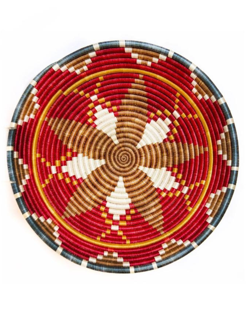 Extra Large Earth Red Hope Basket