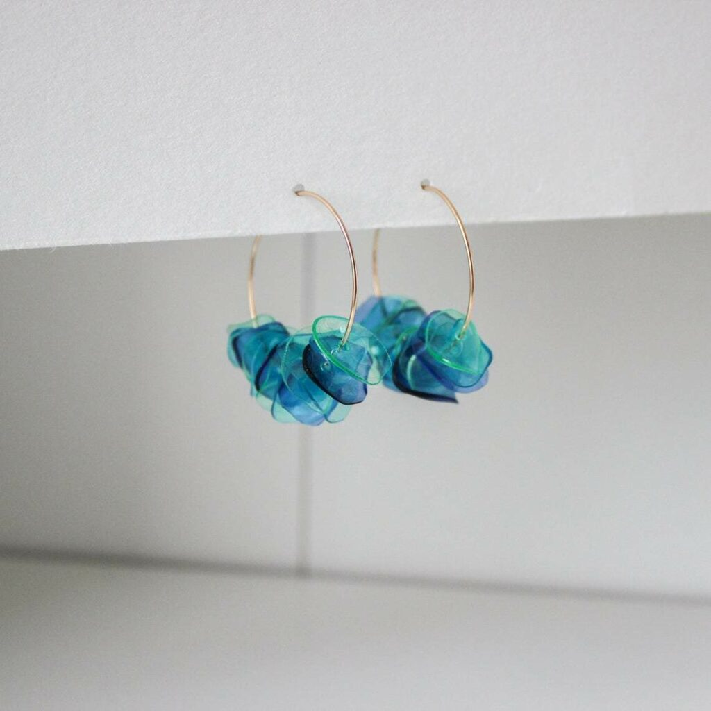 Oceania Upcycled Hoop Earrings Giulia Letzi Meta Jewelry 882390 1500x