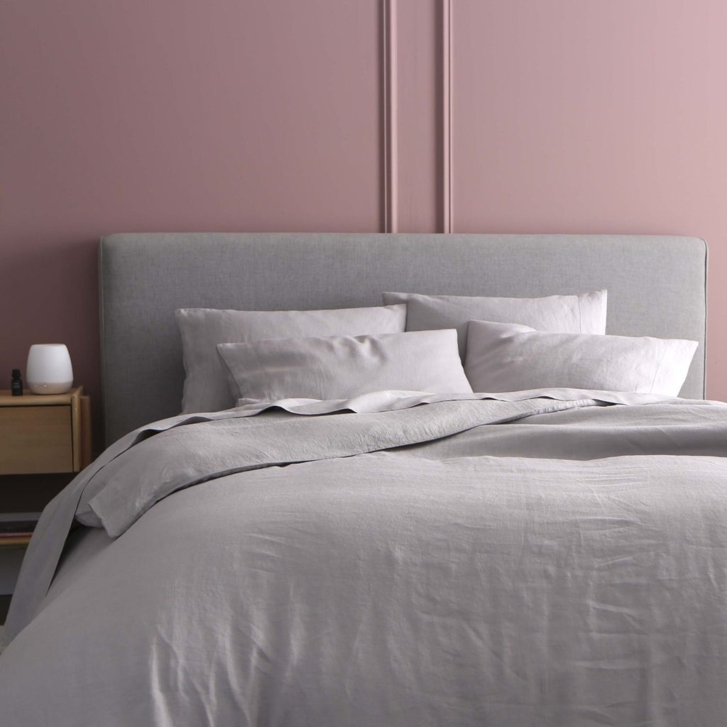 Sijo French Linen and Bamboo Lyocell bedding